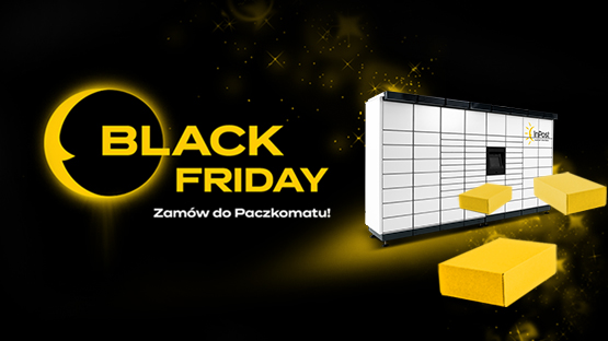 Czas na Black Friday 2019 z InPost!